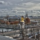 Paris Pont Alexandre III